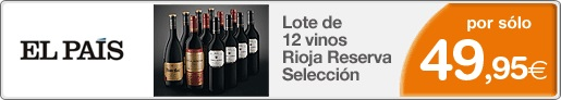 Lote Vino 12 botellas